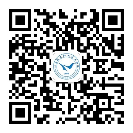 江西航空职业技术学院 二维码